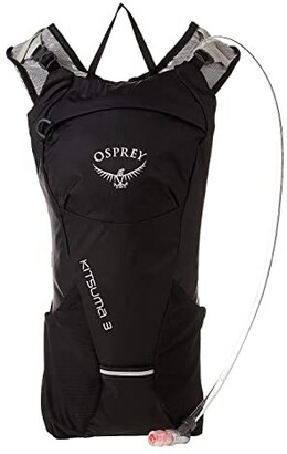 Osprey Kitsuma 3 (Black) Backpack Bags