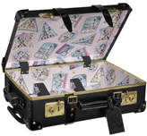 Agent Provocateur Black Suitcase Trolley