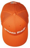 Wilson Staff Golf 2016 Tour Mesh Hat Structured Mens Cap - Adjustable