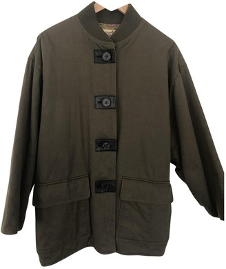 Hermes Green Cotton Coats