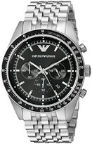 Emporio Armani Men's AR5988 Sport Silver Watch