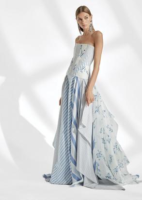 Ralph Lauren Hailey Evening Dress
