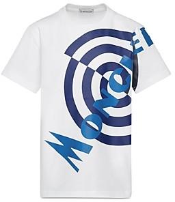 Moncler Unisex Logo Illusion T-Shirt - Big Kid