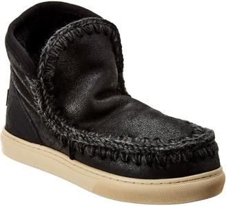 Mou Eskimo Suede Sneaker