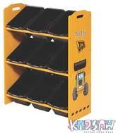 JCB Kidsaw 9 Bin Storage