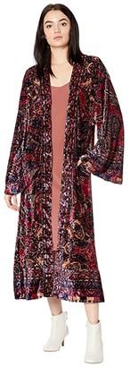 Free People Enchanted Robe (Fairytale Combo) Women's Robe