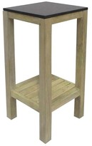 Smith & Hawken Stool/Plant Stand - Wood