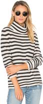 360 Sweater Quinn Stripe Sweater