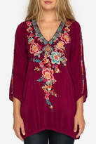 Johnny Was Rose Roma Tunic
