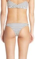 Issa de' mar Women's 'Hina' Cutout Sides Brazilian Bikini Bottoms