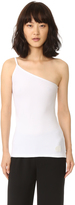 CHRISTOPHER ESBER One Shoulder Tank