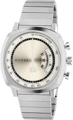 Gucci Grip watch, 40mm