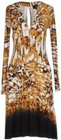 Just Cavalli Knee-length dresses - Item 34755272