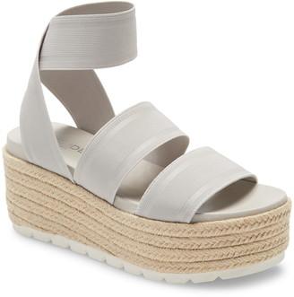 J/Slides Quartz Platform Sandal