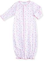 Kissy Kissy Autumn Breeze Convertible Pima Sleep Gown, Size Newborn-Small