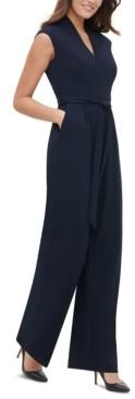 Tommy Hilfiger Cap-Sleeve Jumpsuit