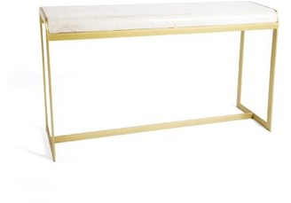 Mercer41 Marble 53'' Console Table