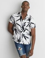 American Eagle Outfitters AE Printed Short Sleeve Shirt