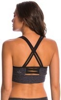 Beyond Yoga Spacedye Crossover Back Yoga Sports Bra 8146855