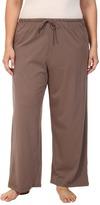 Jockey Cotton Essentials Plus Size Long Pajama Pant