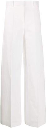 Joseph High-Waisted Trousers
