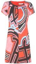 Emilio Pucci Jacquard Printed Dress
