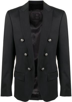 Balmain Double Breasted Style Jacket