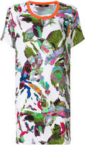 Versus abstract print T-shirt