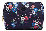 Tory Burch Brigitte Floral Large Cosmetic Case