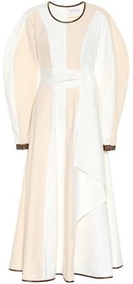 REJINA PYO Maren cotton midi dress
