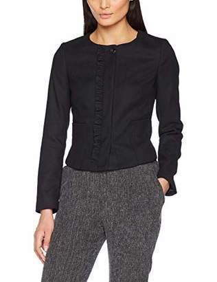 Benetton Women's Long Sleeve Jackett,(Manufacturer Size: 40)