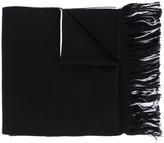 Alanui fringed oversized scarf