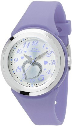 CHRONOSTAR Girls Analogue Quartz Watch with PU Strap R3751262504