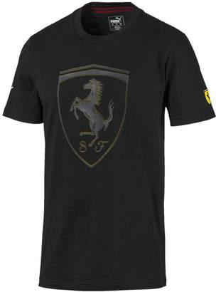 Puma Men Ferrari Shield T-Shirt