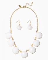 Charming charlie Shina Bauble Necklace Set