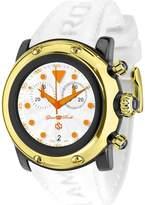 Glam Rock Miami Beach GR2519 46mm Plastic Case Silicone Mineral Men's & Women's Watch