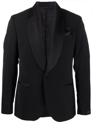 Manuel Ritz Formal Tuxedo Jacket