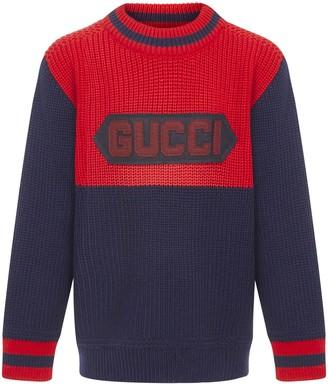 Gucci Junior Sweater