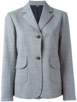 Jil Sander Navy two button blazer