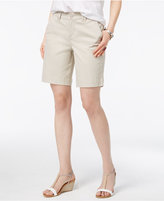 Style&Co. Style & Co Bermuda Shorts, Only at Macy's
