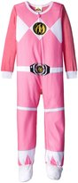 Power Rangers Mighty Morphin Ranger Footie Pajama for girls (4/5)
