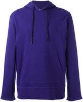 Y-3 kangaroo pocket hoodie