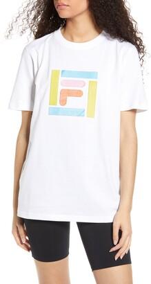 Fila Monique Applique T-Shirt