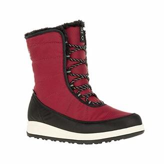 Kamik Women's Bianca Winter Boots Red 8