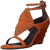 Giuseppe Zanotti Women's E60198 Wedge Sandal