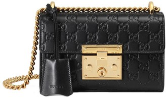 Gucci Padlock Signature shoulder bag
