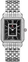 Michele Deco II Diamond 30mm Watch