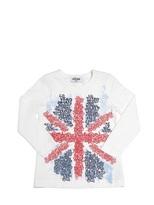 Printed Cotton Jersey T-Shirt