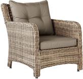 OKA New Hampshire Outdoor Armchair, Rattan