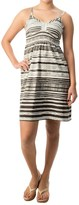 Specially made Printed Spaghetti Strap Dress - Cotton-Modal (For Women)